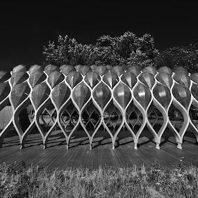 Pavilion 2 by John CHIMON - Buildings & Architecture Architectural Detail