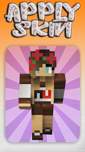 Skins Girls for Minecraft - náhled