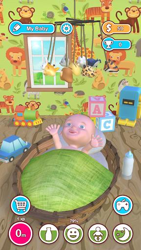 My Growing Baby 1.1.4 screenshots 1
