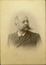 Photo: Dr Frants Wilhelm Münster, f. 1849