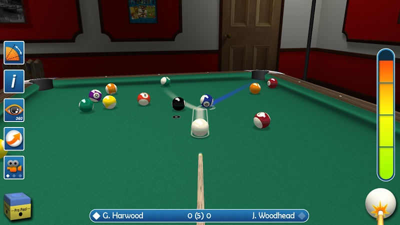 Pro Pool 2018 Screenshot 8