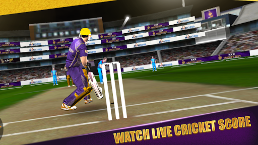 KKR Cricket Game- Official  code Triche 2