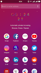 Private Browser – Smart & Fast Privacy Web Browser Apk Latest Version Download For Android 6