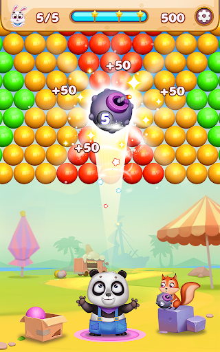 Panda Bubble Mania: Free Bubble Shooter 2019 1.08 screenshots 14