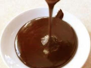 Amazing Chocolate Sauce Recipe