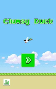 Clumsy Duck v2- screenshot thumbnail