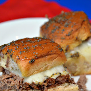 Leftover Roast Beef Sliders