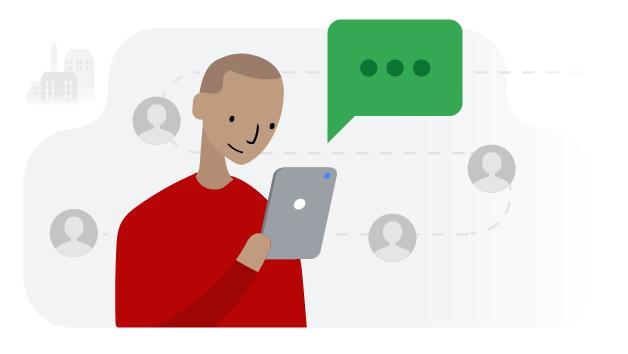 פיתוח רשת קשרים יעילה