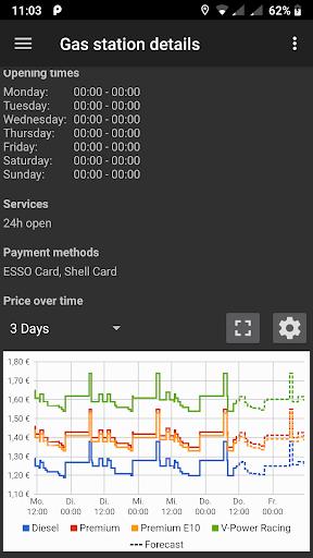 Fuel Flash screenshot 4