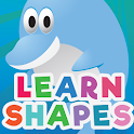 Shapes and Puzzle Toddler Game icon