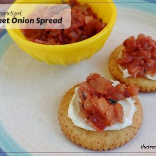 Caramelized Sweet Onion Spread (or Dip)