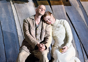 Photo: WIEN/ Burgtheater: WASSA SCHELESNOWA von Maxim Gorki. Premiere22.10.2015. Inszenierung: Andreas Kriegenburg. Dietmar König, Christiane Von Poelnitz.  Copyright: Barbara Zeininger
