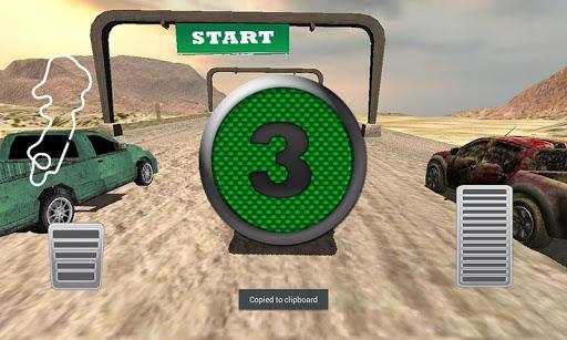 オフロードジープレーシング冒険 - Jeep Racing