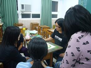 Photo: 20111018竹南(二)啟發式素描與插畫(社區巷弄篇)001