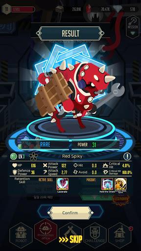 After War u2013 Idle Robot RPG  screenshots 8