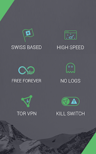 ProtonVPN – advanced online security for everyone Screenshot