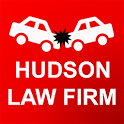 Hudson Law Firm Accident App icon