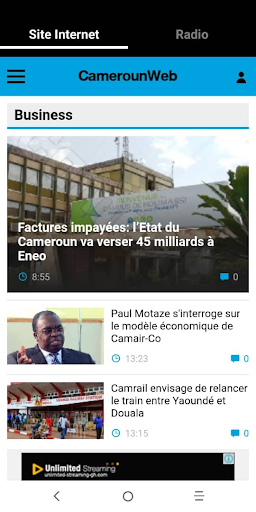 Cameroonweb App Store Data Revenue Download Estimates On Play Store