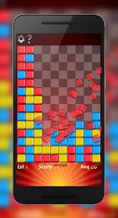 Cube Crush HD - Free Collapse Game- screenshot thumbnail