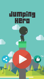 Jumping Hero screenshot