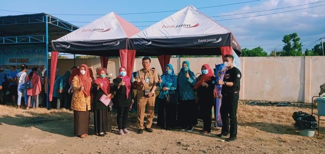 Pasar Ramadhan PKK Hebat Ponorogo Bermartabat Desa Sumoroto