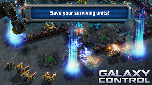 Galaxy Control: 3D strategy  screenshots 15