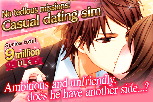 Secret In My Heart: Otome games dating sim 1.4.2 Mod screenshots 1