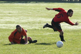 Photo: 07/10/12 v Thurmaston WMP 2009 (Leicestershire Sunday Intermediate Cup) 1-5 - contributed by Rob Campion