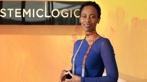 Audrey Mothupi, CEO of SystemicLogic.
