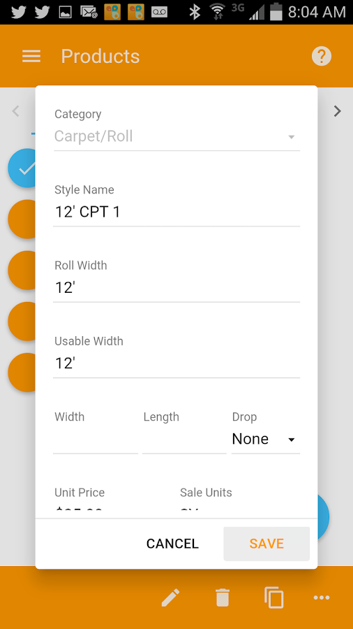 Measure Mobile- screenshot