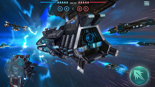 Star Forces: Space shooter screenshot 23