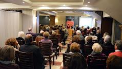 Asamblea General Anual de Amigos de la Alcazaba en 2019.