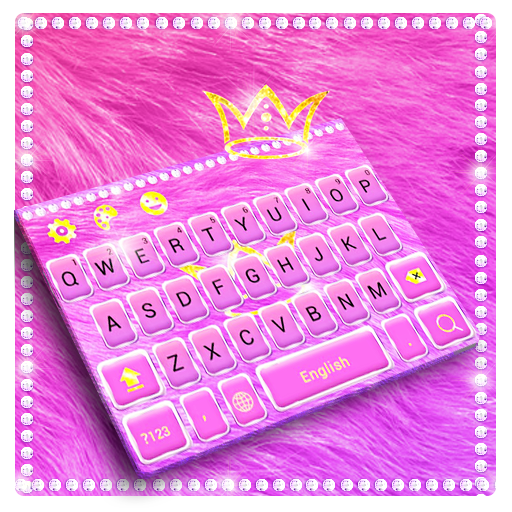 Pink Queen Keyboard