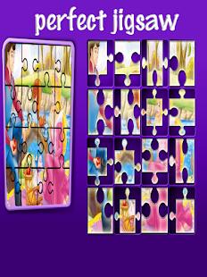 Princess Jigsaw Puzzle - náhled
