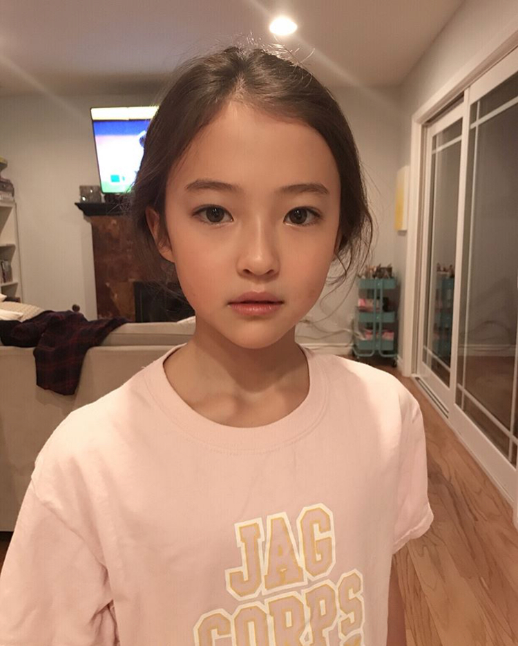 This 9 Year Old Korean-American Girl Is Going Viral Right