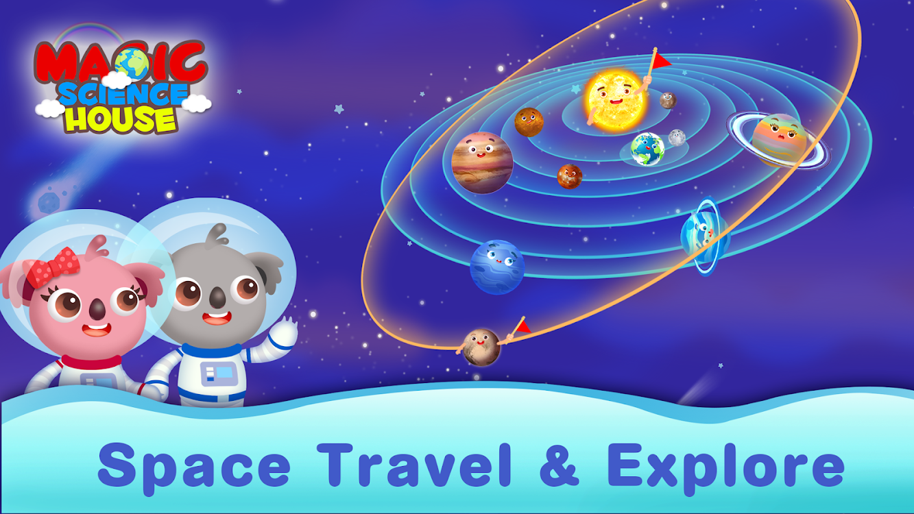 Space Games Explore Solar System 19 Games In 1 Android Apps Appagg