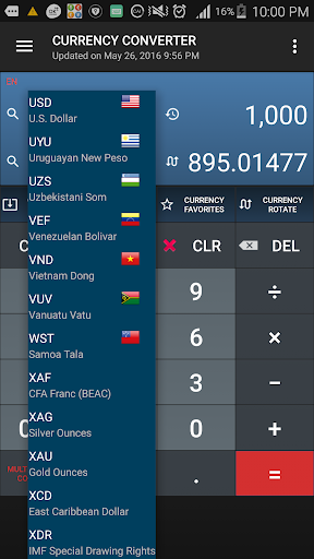 All Currency Converter screenshot 2
