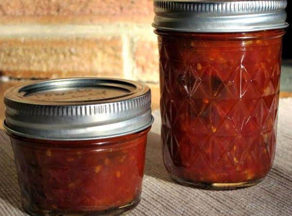 Habanero And Fruit Chutney Recipe