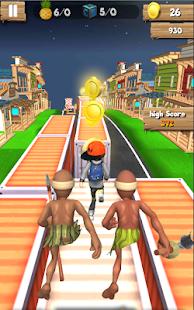 Jungle Metro Run - náhled