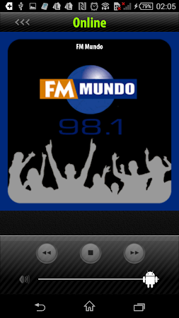 Radios de Ecuador 1.0 screenshot 2089994