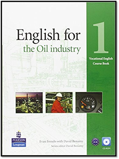 PDF+CD] Longman English for the Oil Industry 1 Course Book | Tủ Sách