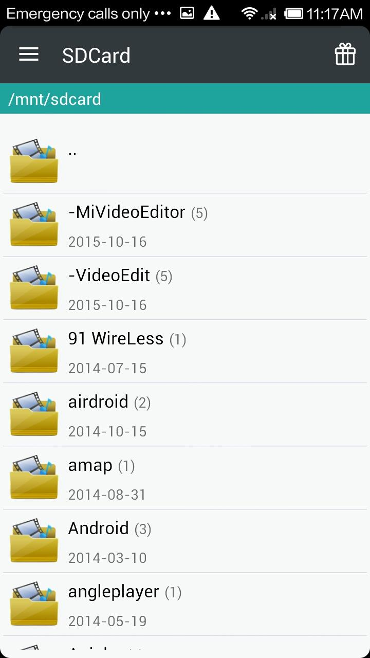 Video Player for Android screenshot #4