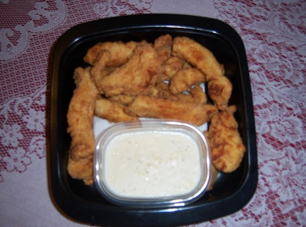 Becky's Chicken Tender'sncream Gravy Recipe