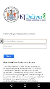 NJDeliverE - NJ Office365 screenshot 0