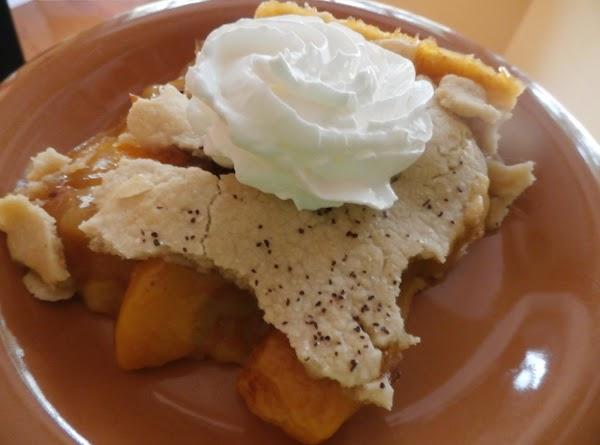 Peach Pie Cobbler Recipe