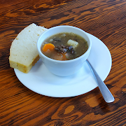 Bison Stew small c/w Bannock