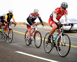 Photo: Event Photo - Carl, me, and Max ripping along Hwy 1 near Stinson Beach on our Treks