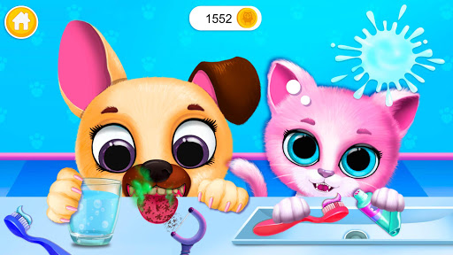 Kiki & Fifi Pet Friends - Virtual Cat & Dog Care 4.0.93 screenshots 10