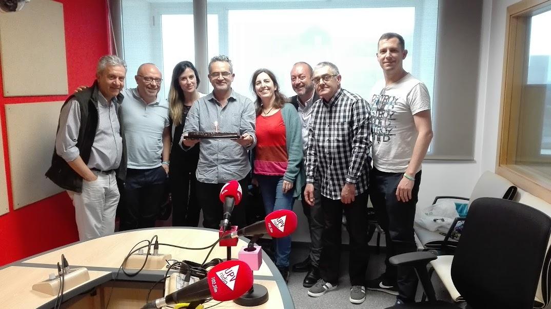 Hablemos de Fallas en UPV-RADIO. Programa nº 43. Pepe Pastor.