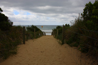 Photo: Year 2 Day 148 - Path Down to the Beach